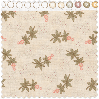 Flower Garden Gathering -Brown