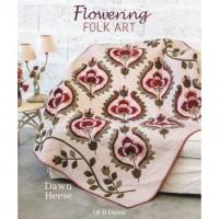 41655 - Flowering Folk Art...