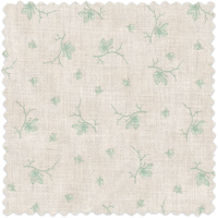 39647 - Quill - Green Flowers