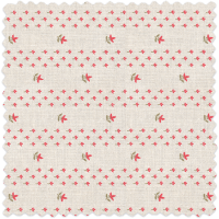 39653 - Quill - Red Flowers