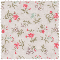 39651 - Quill - Flowers Grey